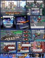 MMX:U49 - S1Ch4: Parade (Page 1) by IrregularSaturn