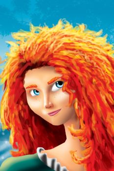 Merida by vonfolger