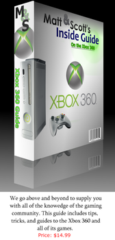 Xbox guide ad. by Mman6460