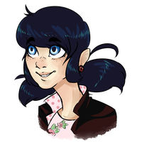 Marinette by TheVoidedPit