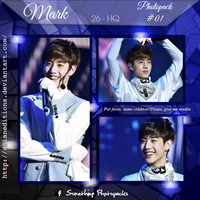 +MARK | Photopack #O1 by AsianEditions