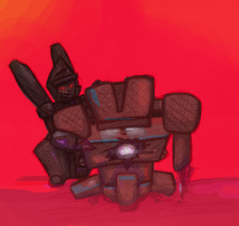 Offering (R+F Energon Request) by Tugera