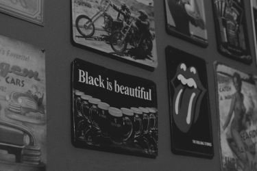 Black is Beautiful by Nacherry