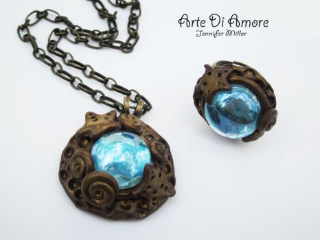 Undersea Jewelry by ArteDiAmore