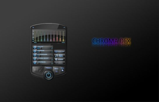 Chroma DFX by OctogunSalata
