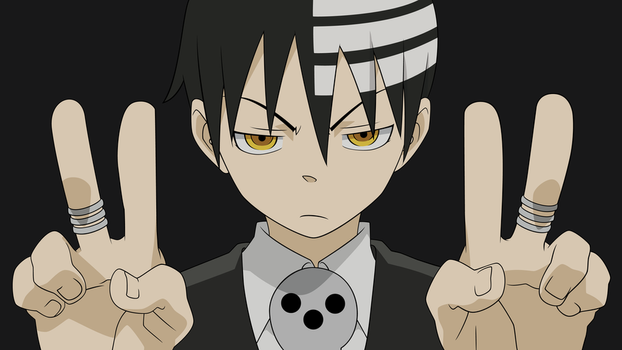 Death the Kid - Soul Eater by GRA0007