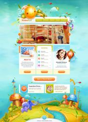KiddoTurf | Kids WordPress Theme by ThemeFuse