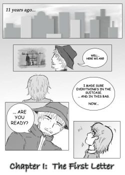 The Dream Agency - Ch01, P01 by Arwym