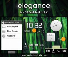 elegance for SAMSUNG s5230 by joimre