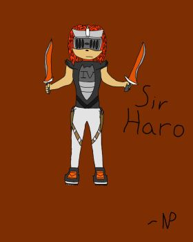 RQ: Sir Haro by TimtheOwl8275