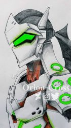 Genji by Orion-Cross