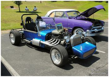 A 1964 T-Bucket Hot Rod by TheMan268