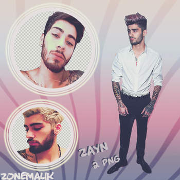 PNG PACK ZAYN #1 by ZoneMalik