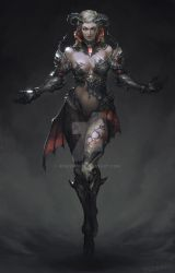 Succubus by reaper78