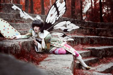 Trinity Blood. Death by MarionetteTheatre