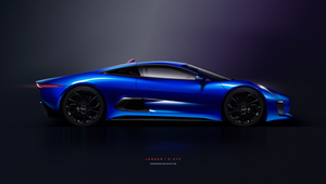 Jaguar C-X75 by AeroDesign94