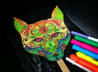 Highlighter: coloring by vt2000