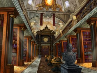 library by ropeplay