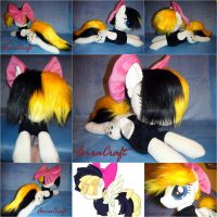 Songbird Serenade aka Sia for SALE! by FerraCraft