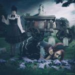 The Undertaker's Daughters by conservancy