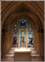 St Mary's Cathedral Crypt 5 by JohnK222