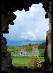 Fore Abbey, Ireland by fluffyvolkswagen