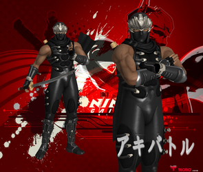 NG2 Ryu Hayabusa by SSPD077 (updated) by SSPD077
