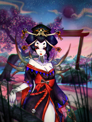 Hone Onna by veronager