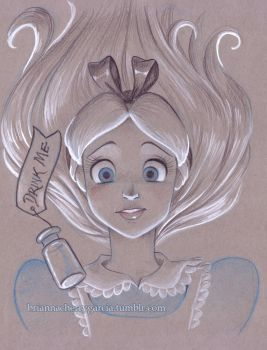 Alice by briannacherrygarcia