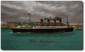 Stormy Skies, Stormy Future by RMS-OLYMPIC