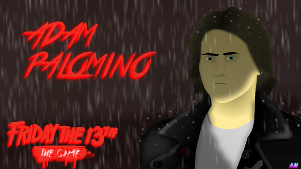 Adam Palomino (F13TH) by AlanMarsters
