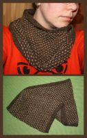 Swedish Weave Cowl by KnitLizzy