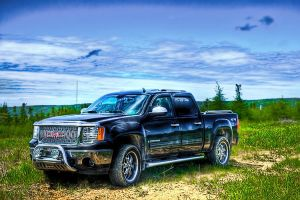 My Dirty Truck HDR by Witch-Dr-Tim
