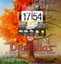 Drakullas HTC Clock Weather 2.8.8 by drakullas