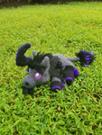 Warcraft - Lucid Nightmare Amigurumi