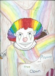 Probee the Clown by Sexy-Slender-Dragon