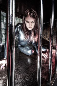 Trapped by latexavenger