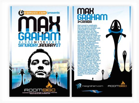 Max Grham At Room960 by can