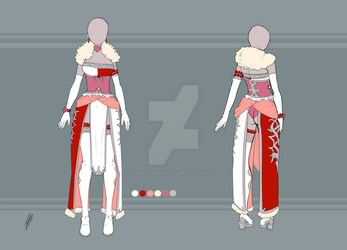 Adoptable - Outfit 6 SOLD by Asgard-Chronicles