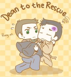 Dean To The Rescue by MugenMusouka