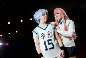 KnB: Oblivious crush by Straaay