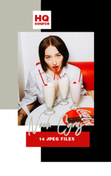 Photopack 2906 // Noah Cyrus by HQSource