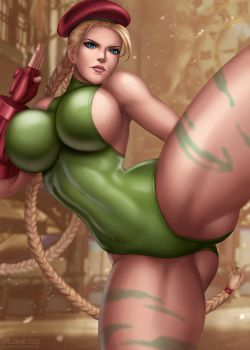 Cammy by Flowerxl