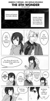 APH AmexViet doujin - The 8th wonder (Eng ver) by AlexMark23