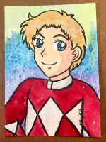 ATC Comm: Red Morrison Ranger by Magical-Mama