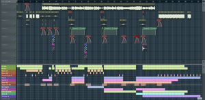 FL Studio snapshot 1 by TheBlackParrot