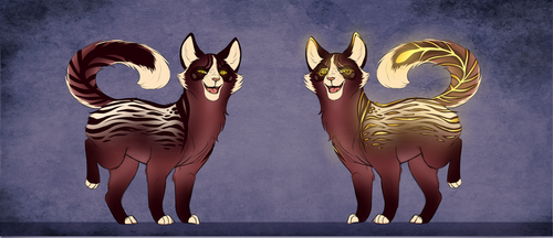 Cat character design [AUCTION ADOPT] [OPEN] by TheAdoptArtist