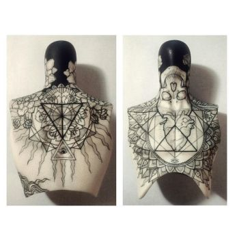 bjd tatto by StilDark