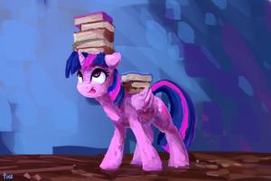 Some Light Reading by TheFloatingTree