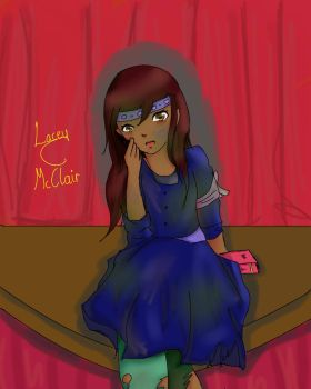 Lacey McClair by Dilka-Tigz